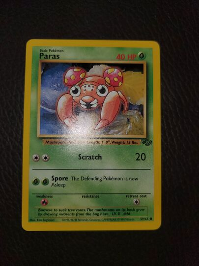1995 Rare Pokemon Cards  Collection Image