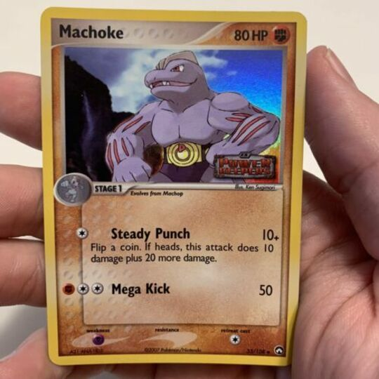 Machoke 33/108