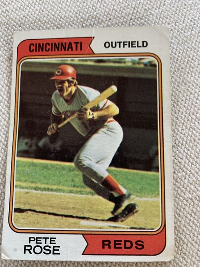 1974 topps baseball card 300