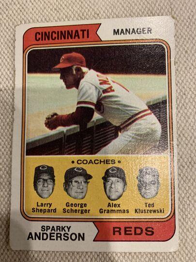 1974 topps baseball card 326