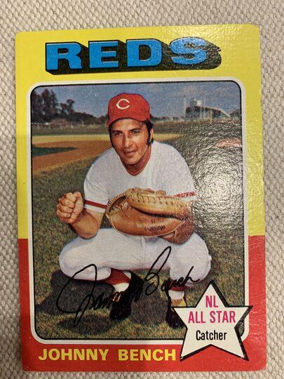 1975 topps baseball card 260