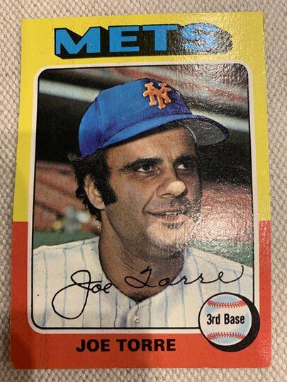 1975 topps baseball card 565