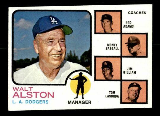 Walt Alston #569
