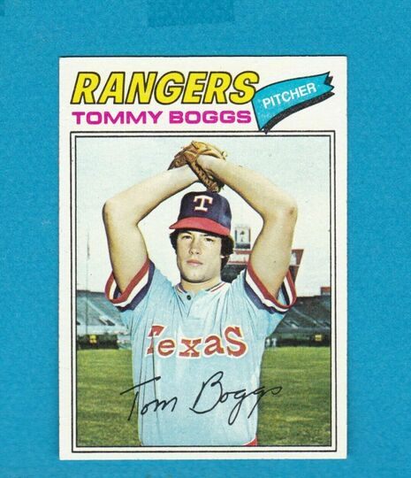 Tommy boggs #328