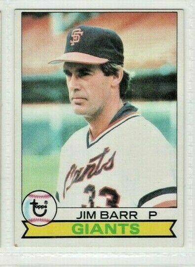 Jim Barr #461