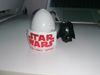 Star wars Darth Vader Helmet Pencil Topper Mint