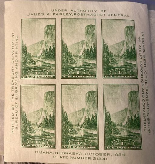 Collectible Stamps Collection Image