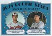 2021 Topps Heritage Rookie Stars #185 Ryan Mountcastle & Bobby Dalbec
