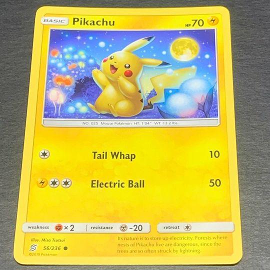 pikachu 56/236