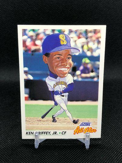 1992 score ken griffey jr 436