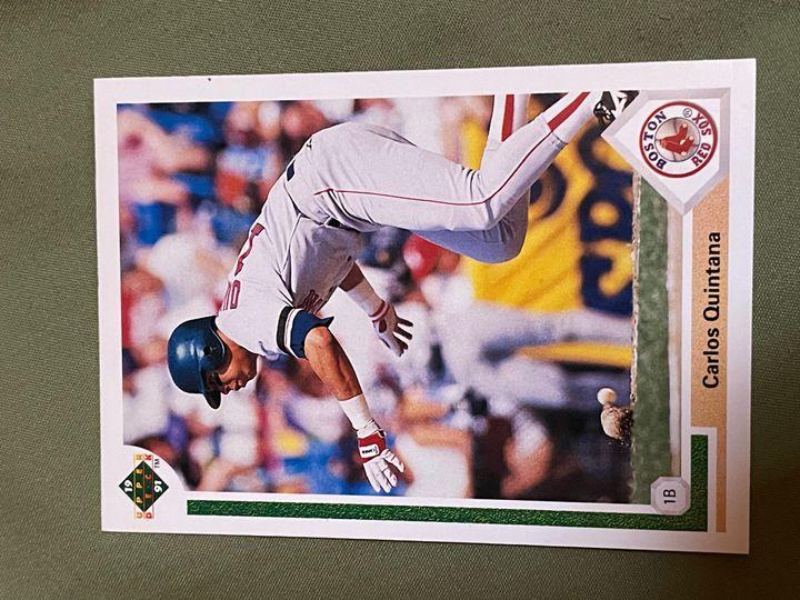 1991 Upper Deck Base Collection Image