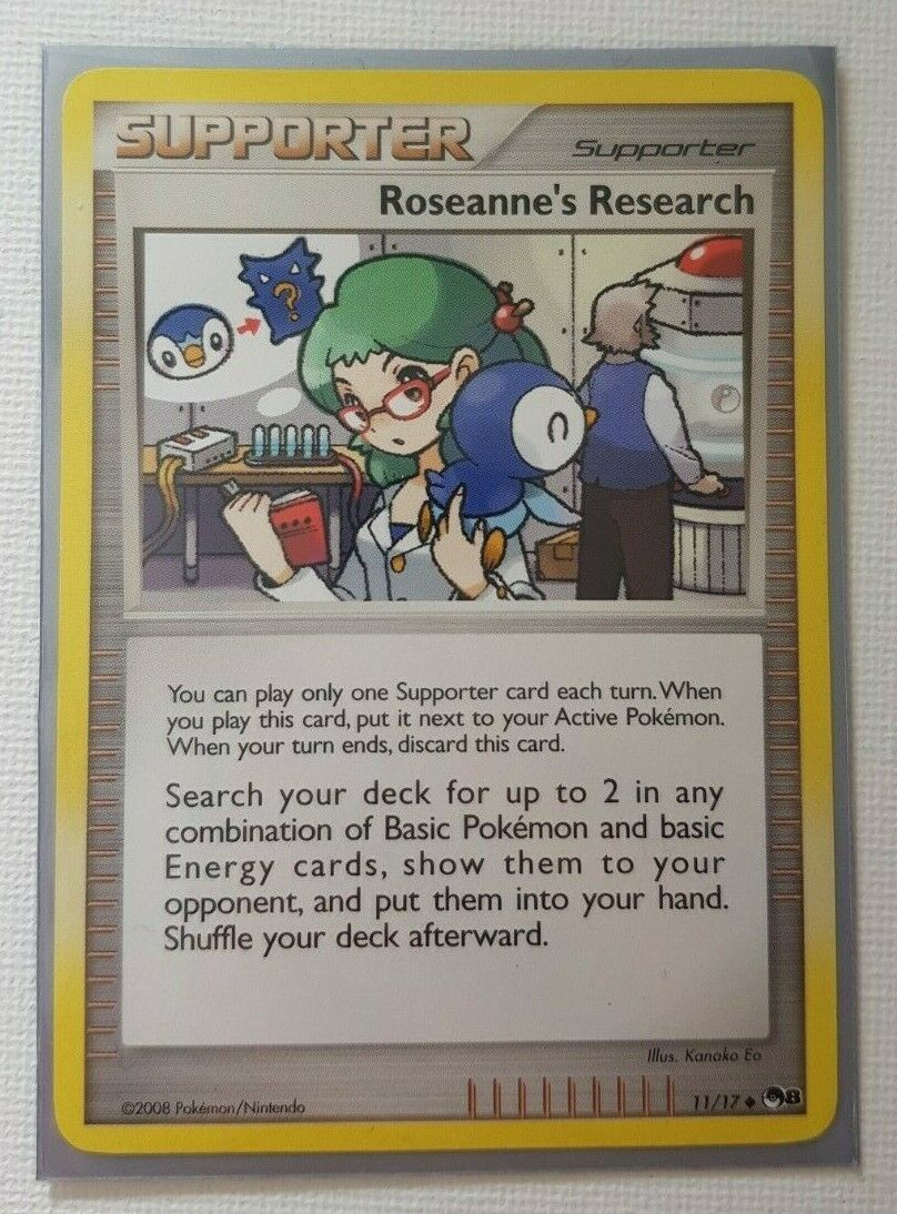 Pokemon TCG Pop Series 8  Roseanne's Research 11/17