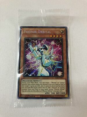Photon Orbital Secret Rare LDS2-EN051