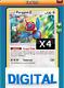 4X Porygon-Z 157/214 ONLINE DIGITAL CARD Unbroken bonds Pokemon TCG  PTCGO