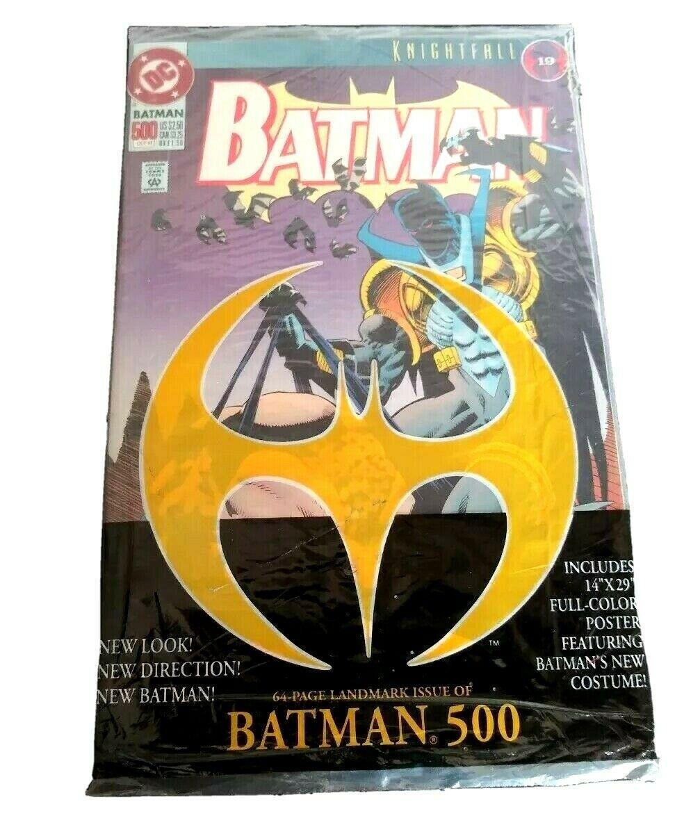 batman 9 knightfall Value $9.9   $9.9   MAVIN