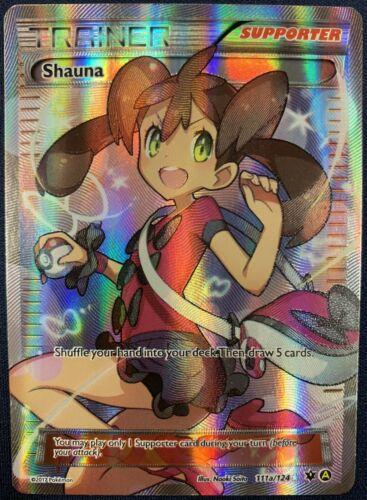 Shauna Full Art 111a//124