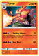 Pokemon TCG: S&M Cosmic Eclipse - UNCOMMON Pyroar 37/236 - NM/M