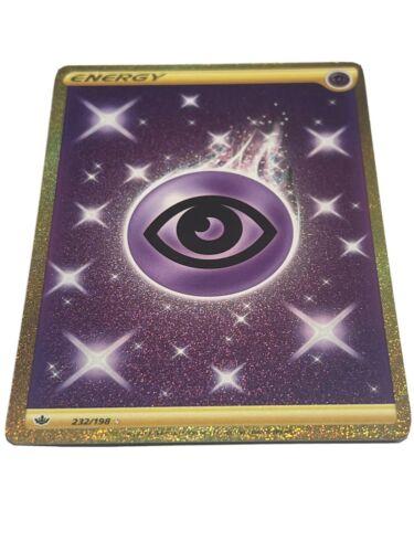 Pokémon TCG Chilling Reign | NM Secret Rare Psychic Energy 232/198