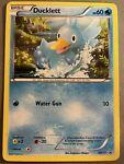 Pokemon TCG - Black Star Promo Ducklett Holographic Promo Card - BW17 RF1
