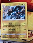 Luxray - 033/072 Shining Fates Reverse Holo Rare Pokemon - NM