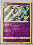 Galarian Rapidash SV048/SV122 Shiny Holo Rare Pokemon Shining Fates NM/M