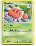 56/100 | Cherubi | Stormfront | Pokemon Card | Good