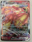 Pokemon Blaziken VMAX 021/198 Full Art Ultra Rare Chilling Reign NM P SA READY