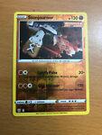 Pokemon - Stonjourner - 084/163 - Reverse Holo Rare - Battle Styles - NM/M