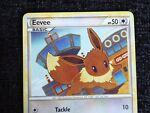 Eevee - 47/90 - HGSS Undaunted - Pokemon card - 2010 - Near mint - Nintendo