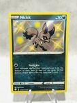 Nickit Pokemon TCG SV081/SV122 Shining Fates Shiny Vault - Lp/NM