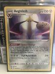 Pokémon TCG Aegislash Sword & Shield - Battle Styles 107/163 Holo Holo Rare