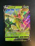 Pokemon Ultra Rare Holo Foil Flapple V Card 018/163 Battle Styles