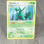 Sceptile Stormfront 10/100 Rare Pokemon Card NM Non Holo