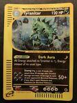 Pokémon Expedition Set Holo Rare Tyranitar 29/165