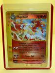 Pokemon Rapidash (26/165) - Expedition - Reverse Holofoil - PSA 9/10 Mint