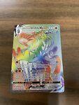 Rapid Strike Urshifu VMAX Rainbow Secret Rare 169/163 Battle Styles (NM)(MINT)