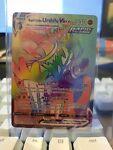 Rapid Strike Urshifu VMAX 169/163 Secret Rainbow Rare Battle Styles Pokemon Mint