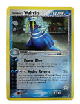 Team Aqua's Walrein Holo Rare 6/95 EX Team Magma vs Team Aqua Pokemon Card NM