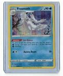 Frosmoth - 030/072 Shining Fates Holo Rare Pokemon