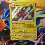 Pokemon Rotom SV038/SV122 – Shining Fates – Mint