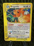MINT/ NM DRAGONITE 9/165 Holo Rare, 2002 Expedition Pokemon Card NEVER PLAYED