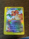 Pokemon Holo Foil Card : Dragonite 9/165 (Expedition Base Set 2003)