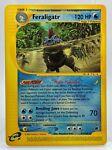 Feraligatr 47/165 Expedition Rare Pokémon Card E-Reader E-Card 2002 Non-Holo NM