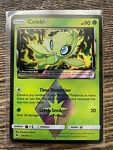 Pokemon TCG Celebi Prism Star 19/214 Lost Thunder Prism Rare Near Mint (NM)