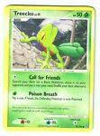 Treecko - 79/100 Common Diamond & Pearl Stormfront Pokemon Card NM