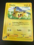 Pokémon - Expedition Base Set - Pikachu 124/165 - Near Mint Card
