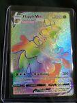 Flapple VMAX 164/163 Pokemon TCG Battle Styles Rainbow Rare Near Mint