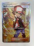 Pokemon Unbroken Bonds Red's Challenge 213/214 Full Art Ultra Rare Holo NM