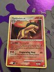 Typhlosion 16/123 Holo Rare - 2007 DP Mysterious Treasures Pokemon TCG