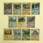Pokemon NM Stormfront COMPLETE Holo Rare Set Raichu 8/100 Infernape 3/100